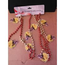 Collar Party Beads Asu Arizona State College Football Sports