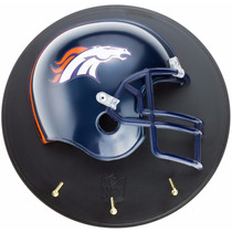 Casco Nfl Porta Llaves Broncos De Denver Football Nfl30