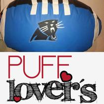 Puff Lover´s Balon Nfl Coleccion Mejor Calidad Mejor Precio