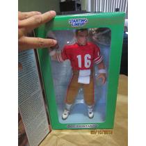 Joe Montana San Francisco 49ers Figura 30 Cm De 1997