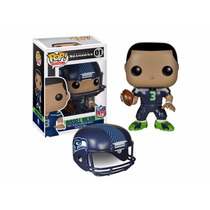 Russell Wilson Funko Pop Seattle Seahawks Nfl Original