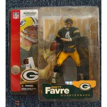 Brett Favre Nfl Mcfarlane Sportspicks Serie 4 2002