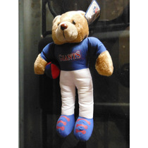 Peluche Oso New York Giants Nfl Football Retro Vintage 1995