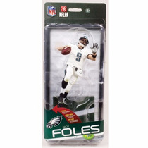 Nick Foles Serie 35 Nfl Mcfarlane Collector Level 762/1000