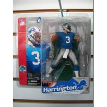 Joey Harrington Detroit Lions Nfl Mcfarlane Toys