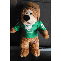 Peluche Oso Retro Vintage Nfl Football New York Jets Toy