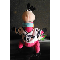 Peluche The Flintstones Dino Edicion Dallas Cowboys 1994