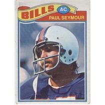 1977 Topps Mexican Paul Seymour Bills De Buffalo