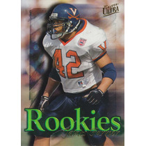 1997 Ultra Embossed Rookies James Farrior Lb Steelers