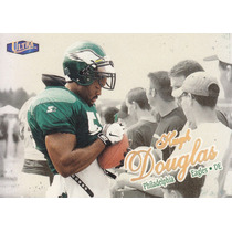 1998 Fleer Ultra Gold Medallion Hugh Douglas E Eagles