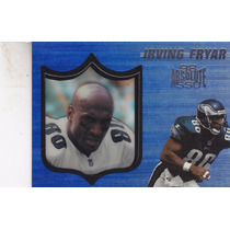 1998 Absolute Ssd Irving Fryar Wr Eagles