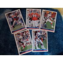 Nfl Fan Broncos 5tjas Team Set 93 Nuevas Diferentes