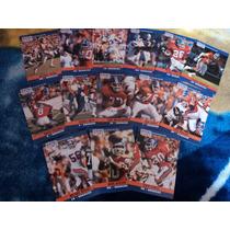 Nfl Fan Broncos 14tjas Teamset 90 Nuevas Diferentes