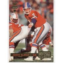 1992 Pro Set Gold Mvps John Elway Denver Broncos Qb