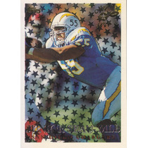 1995 Topps All Pro Junior Seau Lb Chargers
