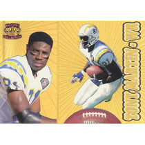 1995 Pacific Prisms Gold Tony Martin Wr Chargers