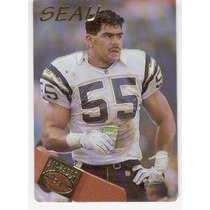 1994 Action Packed All Madden Junior Seau San Diego Chargers