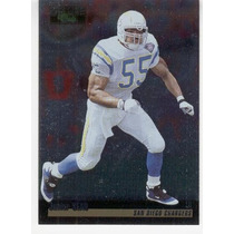 1995 Pro Line National Silver Junior Seau San Diego Chargers