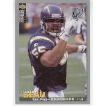 1995 Col Choice Players Club Silver Junior Seau Chargers
