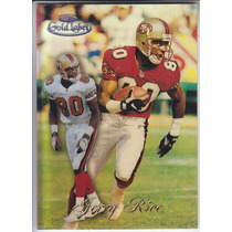 1998 Topps Gold Label Black Jerry Rice Wr 49ers
