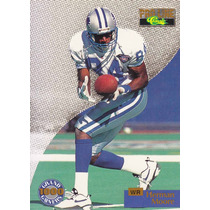 1995 Pro Line Classic Grand Gainers Herman Moore Wr Lions