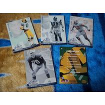 Nfl Fan Packers/rams/buccaneers/giants 5 Tjas Nuevas