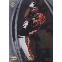 1998 Edge Masters Damon Gibson Wr Bengals /5000