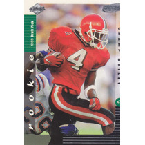 1999 Edge Supreme Rookie Champ Bailey Cb Redskins