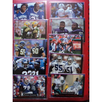 Nfl Fan Set 10 Tjas Combo Power Nvas, Diferentes Pp93