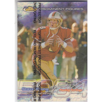1999 Topps Finest Prominent Figures Steve Young 49ers /5084
