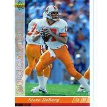 1993 Upper Deck #288 Steve Deberg Bucaneros De Tampa Bay