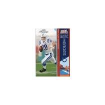 Peyton Manning Insert Prestige 2007 $8dls Colts Rnt