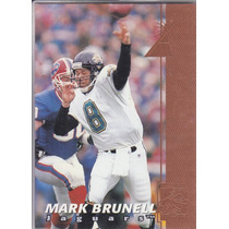 1997 Pinnacle Rembrandt Bronze #9 Mark Brunell Jacksonville