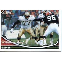 1994 Topps Special Effects #140 Willie Roaf Santos