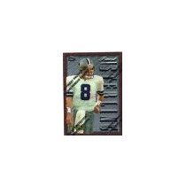 Troy Aikman Topps Finest 96 Cowboys Rnt