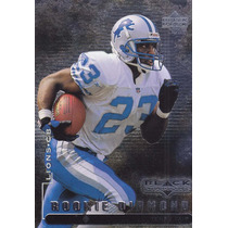 1998 Black Diamond Rookie Terry Fair Cb Lions