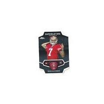 Colin Kaepernick Rookie Insert $15 Dls 2011 Topps 49ers Rnt