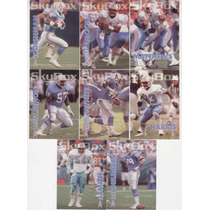 1993 Sky Box Impact Houston Oilers Lote 539