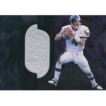 1998 Spx Finite Jim Harbaugh Qb Ravens /10100