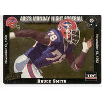 1993 Action Packed Monday Night Bruce Smith Bills