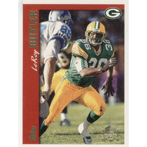 1997 Topps Minted In Canton Le Roy Butler Packers