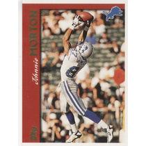 1997 Topps Johnnie Morton Detroit Lions