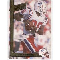 1991 Action Packed Irving Fryar New England Patriots Wr