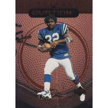 1999 Upper Deck Ovation Rookie Edgerrin James Rb Colts
