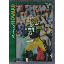 1997 Topps Chrome Desmond Howard Wr Raiders
