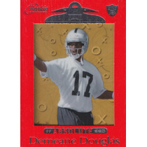 1999 Absolute Ssd Rookie Demeane Douglas Raiders