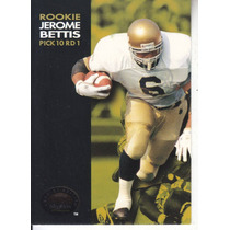 1993 Skybox Premium Rookie Jerome Bettis Rb Rams