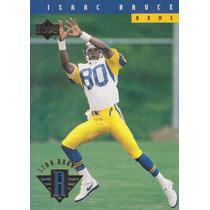 1994 Upper Deck Star Rookie Isaac Bruce Wr Rams