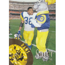 1994 Select Jerome Bettis Rb Rams