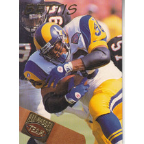 1994 Action Packed All Madden Team Jerome Bettis Rb Rams